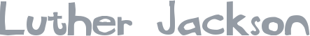 www.lutherjackson.co.uk Logo